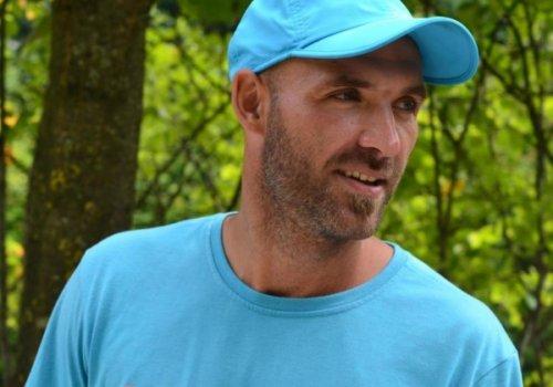 Daniel Elsner schlägt beim See-Pokal auf