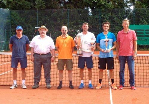 Stephan Hoiss gewinnt den Waginger-See-Pokal