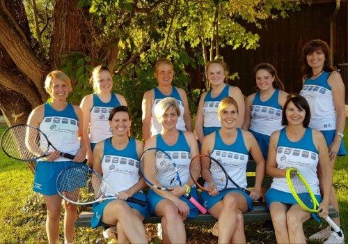 Damenmannschaft wird Meister in der Kreisklasse 2, Gr.…