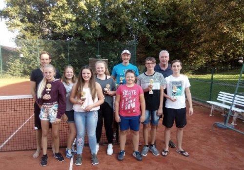 Die Ergebnisse der Jugendclubmeisterschaft 2018