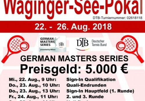 44. Waginger-See-Pokal vom 22. bis 26. August