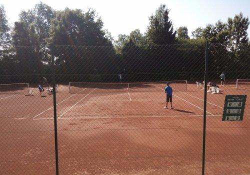 Erfolgreiches Wochenende der Waginger Tennisjugend