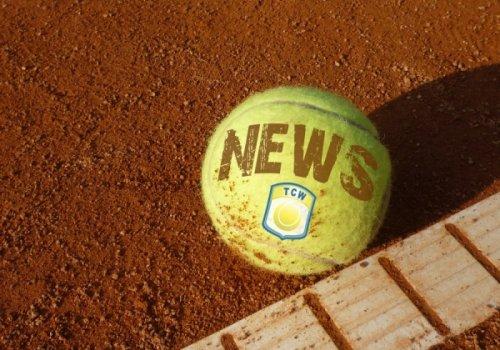 Tennishallen müssen geschlossen bleiben