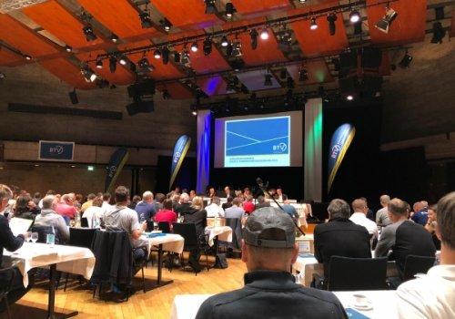 Turnierveranstaltertagung in Ingolstadt