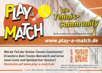 "Tennis-Community ""Play a Match"""